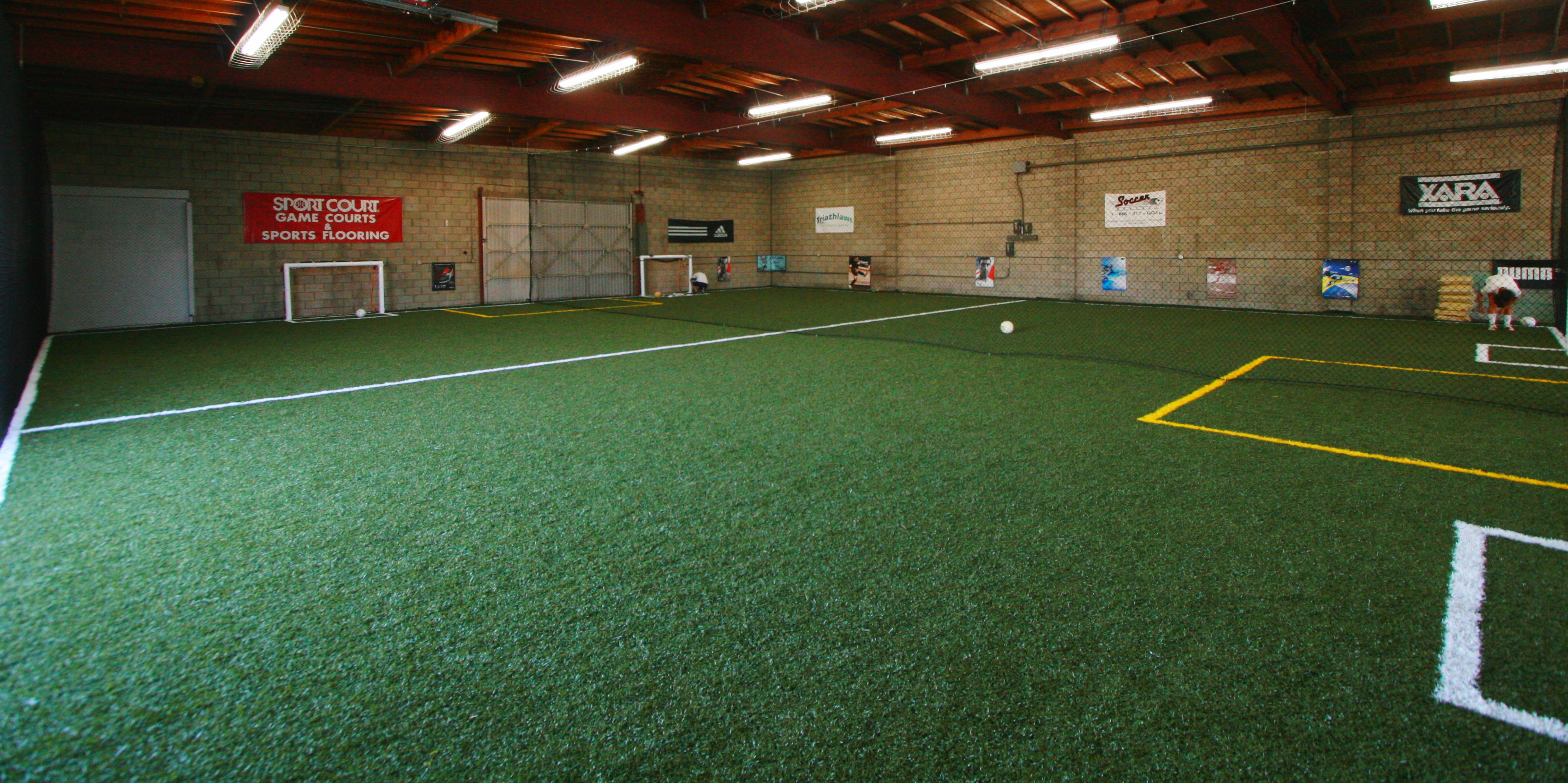 indoor soccer, soccer training, long beach and los alamitos deft