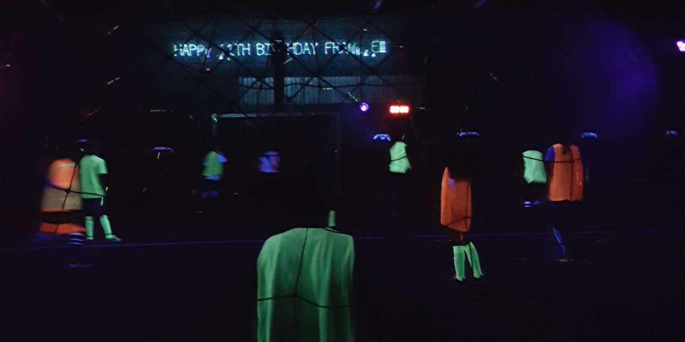 Glow in the Dark Parties